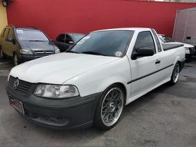 Volkswagen Saveiro 1.6 Total Flex 2p - 2005