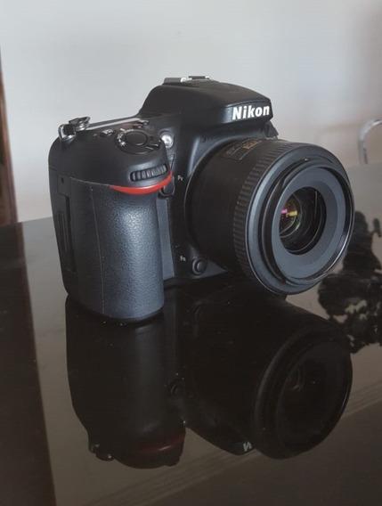 Camera Nikon D7100 + Lente Nikon Nikkor 35mm