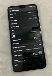 Huawei P20 Pro Dual Sim 128gb 6gb Ram + Brindes