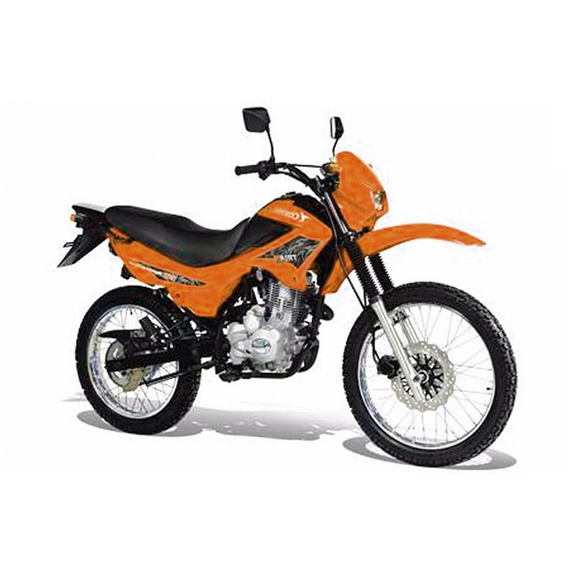 Moto Corven Triax 200 R3 Enduro Cross 2019 0km Urquiza Motos