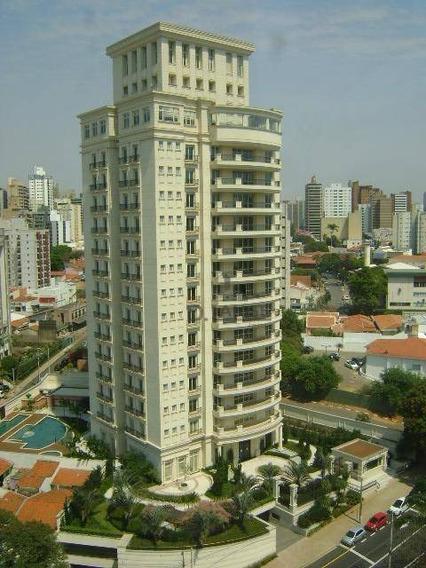 Apartamento Luxo No Cambuí Em Campinas - Ap17497