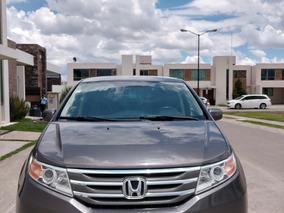 Honda Odyssey 3.5 Exl, Piel , Dvd
