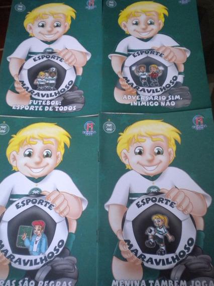 Lote Com 8 Livros Infantis Do Coritiba Curitiba Paraná