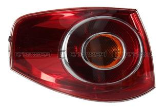 Faro Trasero Vw Suran 2006 2008 2009 2010 Izq Ext Rojo