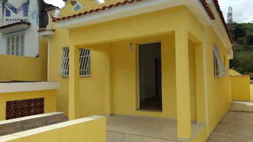Casa Com 2 Dorms, Barro Vermelho, São Gonçalo, 60m² - Codigo: 426 - A426