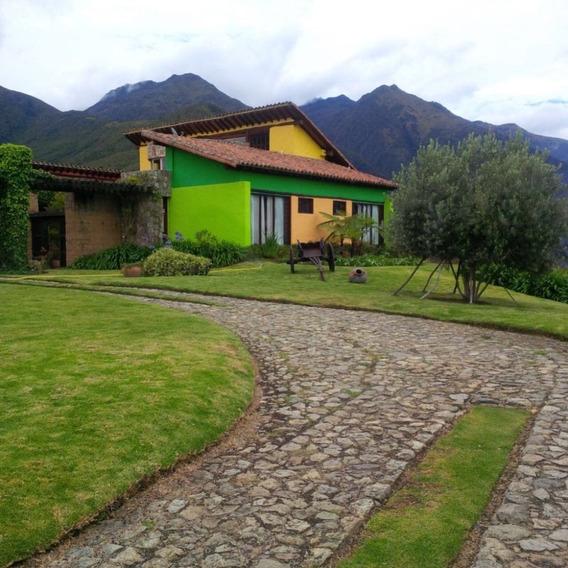 04147241491 Vendo Espectacular Casa En Timotes -merida -tru