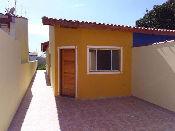 Excelente Casa No Jardim Guacira - Itanhaém 6838 | P.c.x