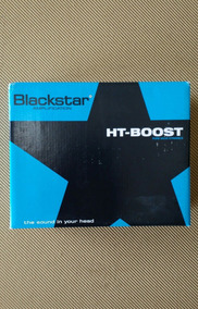 Blackstar Ht Boost Valvulado Made In Korea