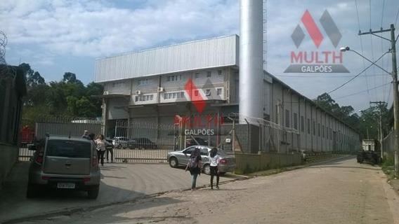 Galpão Industrial Para Locação, Jardim Colibri, Cotia. - Ga0086