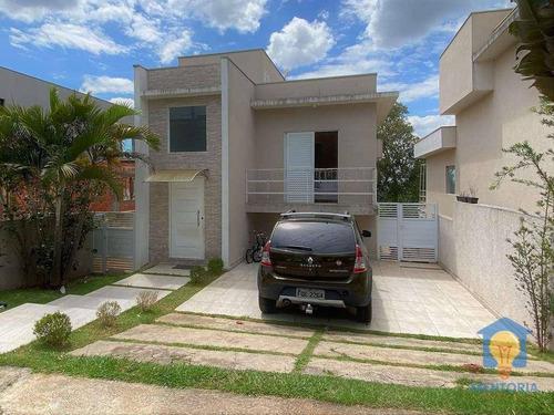 Casa Com 3 Dorms À Venda - R$ 729.000 - Pitas - Cotia/sp - Ca0488