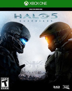 Halo 5 Guardians Xbox One Codigo De 25 Digitos Original