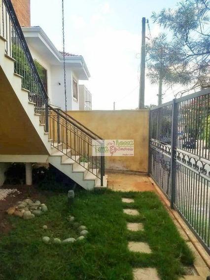 Ótima Casa Para Alugar Na Vl. Planalto - Ca1133