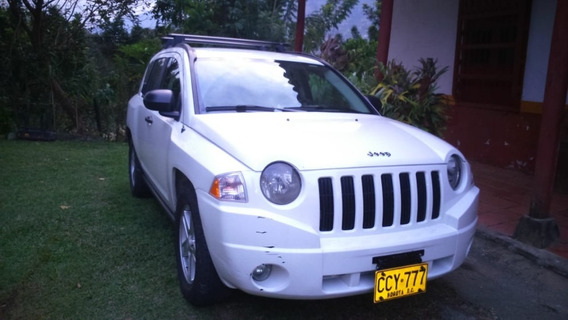 Camioneta Jeep Compass Automatic 4x4