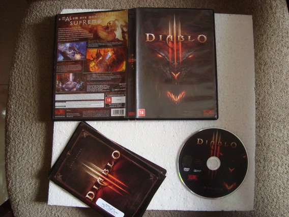 Diablo Ps3 - Dvd