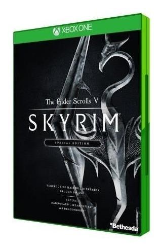 The Elder Scrolls V Skyrim Special Edition Xbox One M Fisica