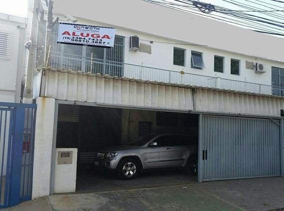 Galpão Industrial Para Locação, Jardim Eulina, Campinas. - Ga0777