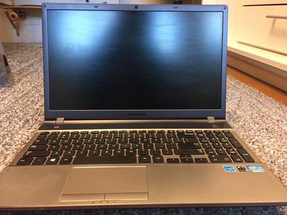 Notebook Samsung Np550p5cl