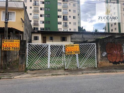 Terreno À Venda, 240 M² Por R$ 499.000,00 - Macedo - Guarulhos/sp - Te0793