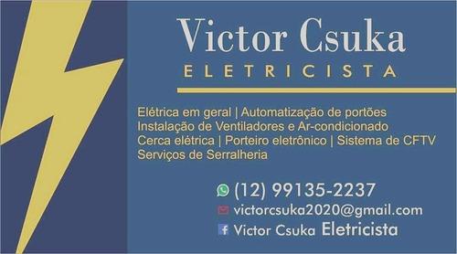 Serviço Em Elétrica,  Alarme, Cftv,