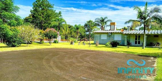 Chácara Com 3 Dorms, San Rafael, Gravataí - R$ 590 Mil, Cod: 443 - V443