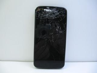 Celular Motorola Moto X Xt1055 Ligando, Fica Acesa Luz Verde, Sem Imagem! Tela E Touch Quebrados!