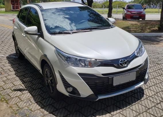 Toyota Yaris X Way 2019 Completo (top De Linha) Com 3.200km