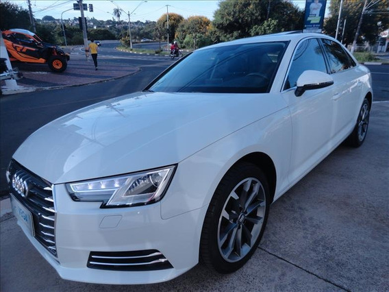 Audi A4 2.0 Tfsi Ambiente Gasolina 4p Automatico