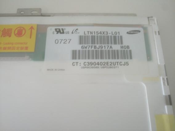 Tela Lcd Para Notebooks 15.4 Pol. Mod. Ltn154x3-l01