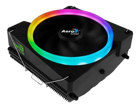 Cooler Aerocool Cylon 3 Argb Pwm 4 Pines Intel Amd Argb