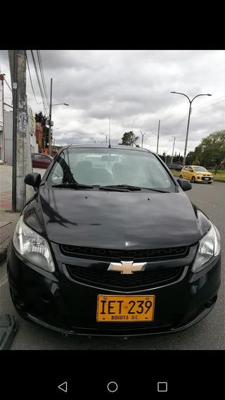 Chevrolet Sail Ls A.a. 1400 2015 Muy Ajustado - Poco Uso