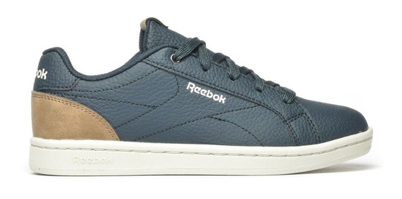 Tenis Reebok Royal Complete Azul Junior Dv4159