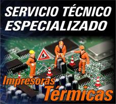 Servicio Tecnico De Impresoras Terrmica De Pvc Y Etiquetas