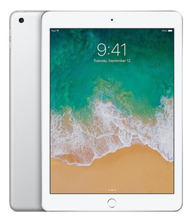 iPad 5, 5a Generación, 32 Gb, Modelo A1822, Silver.