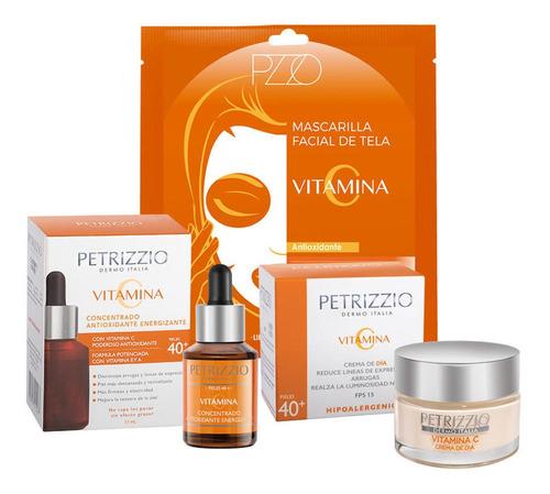 Tratamiento Mundo Vitamina C Petrizzio