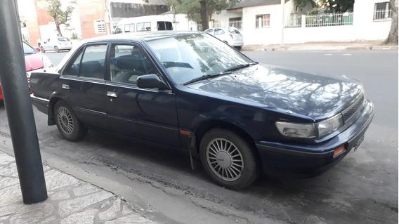 Nissan Bluebird 1.8 Se Saloon 1990