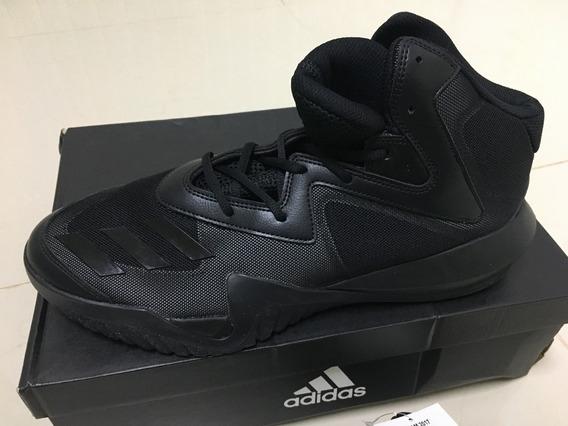 adidas Crazy Team Black Tam 45 Original Pronta Entrega