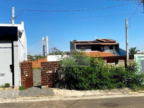 Terreno À Venda, 250 M² Por R$ 135.000,00 - Residencial Anauá - Hortolândia/sp - Te0131
