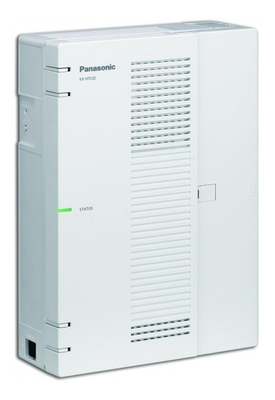 Conmutador Panasonic Kx-hts32 All In One 4 Lineas 8 Extencio