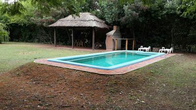 Casa Quinte En San Miguel Del Monte C/pileta Wifi Dtv Aire
