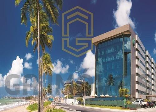Imagem 1 de 15 de Suíte Mobiliada Com Serviço Home Service Para Investidores Por 260mil !! - 1091