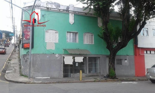 Casa A Venda No Bairro Centro Em Jundiaí - Sp.  - 1091-1
