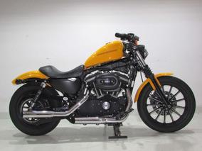Harley-davidson - Sportster 883 N Iron - 2011 Amarela