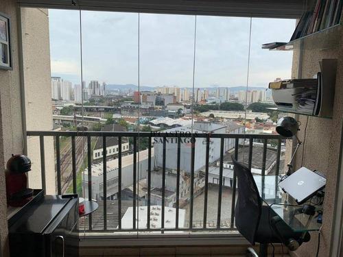 Imagem 1 de 16 de Apartamento Com 2 Dormitórios À Venda, 50 M² Por R$ 385.000 - Mooca - São Paulo/sp - Ap0535