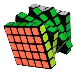 Cubo De Rubik 5x5x5 Yulong Shengshou - Negro