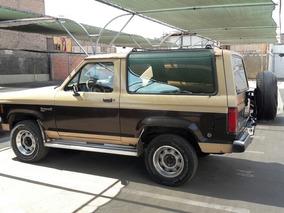 Ford Bronco Ii Bronco 2 De 1988