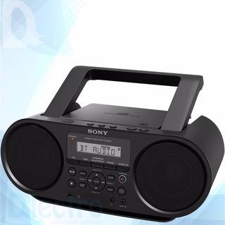 Radio Grabadora Sony Zs-rs60bt Usb Nfc Bluetooth Boombox