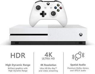 Consola Xbox One S Microsoft 500gb + 1 Joystick Outlet Gtia