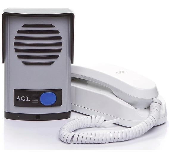 Interfone Agl P200 Com Alimentação Interna Novo P-20