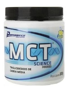 Mct Triglicerídeo De Cadeia Media Performance Nutrition 300g