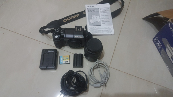 Camara Fotografica Profesional Olympus Evolt E300